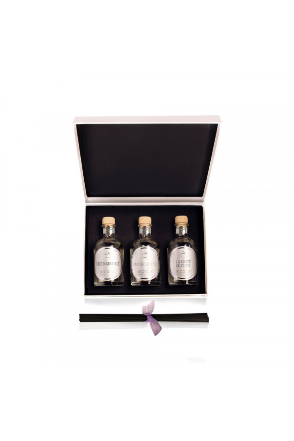 Set of three Reed Diffusers
