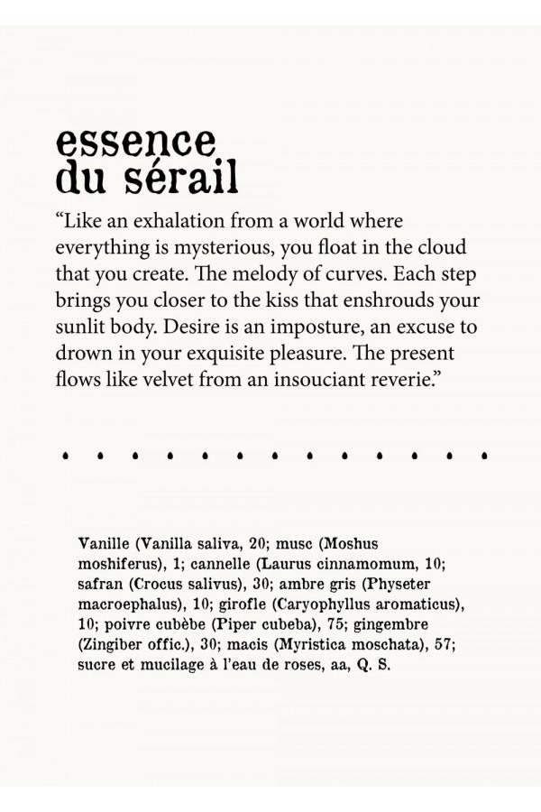 Essence du Sérail - ايسنس دو سراي